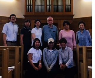 日本キリスト教団名古屋北教会にて活動紹介 集合写真.jpg